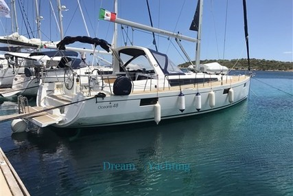 Beneteau Oceanis 48 for sale in Italy for €210,000 (£192,246)