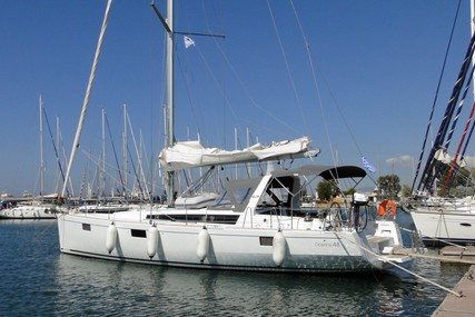 Beneteau Oceanis 48 for sale in Greece for €155,000 (£136,219)