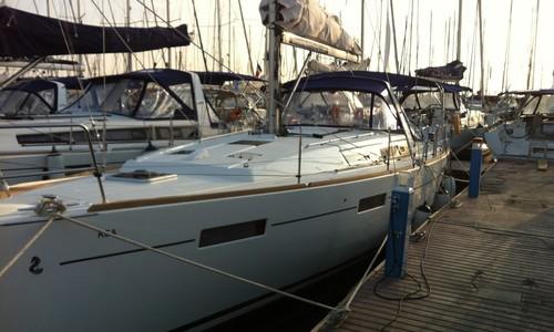 Image of Beneteau Oceanis 41 for sale in France for €130,000 (£109,829) SAINT-MANDRIER-SUR-MER, , France