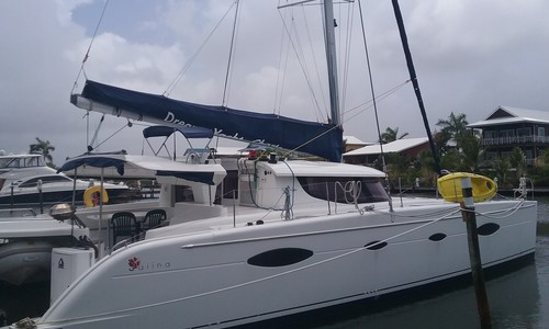 Image of Fountaine Pajot Salina 48 for sale in  for €295,000 (£264,529) Placencia,