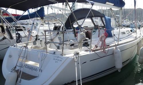 Image of Dufour Yachts 40 Performance for sale in France for €85,000 (£77,897) LE MARIN, , France