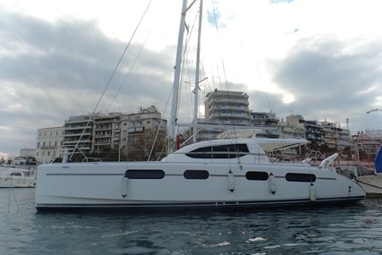 Robertson and Caine Leopard 46 for sale in Greece for €350,000 (£309,149)