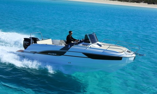 Image of Beneteau Flyer 7.7 Sundeck for sale in  for €62,250 (£55,144) Palermo,