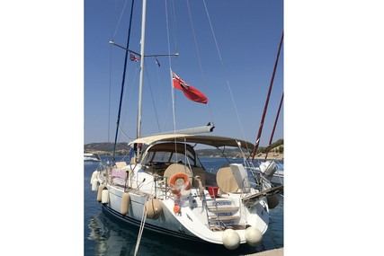 Jeanneau Sun Odyssey 50 DS for sale in Greece for €169,500 (£152,462)
