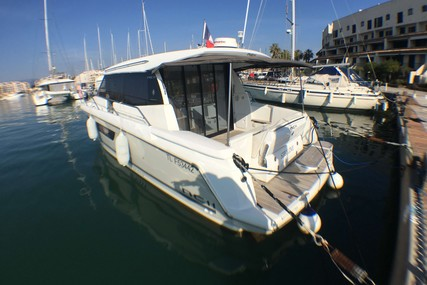 Jeanneau NC 11 for sale in France for €264,000 (£236,810)