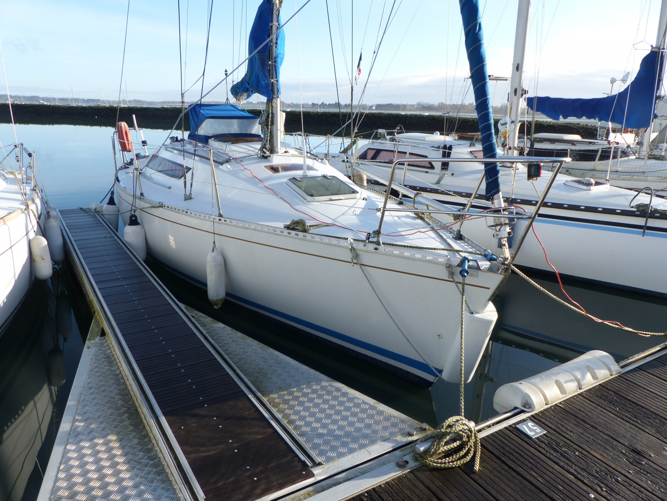 Beneteau FIRST 29 LIFTING KEEL for sale in France for €17,900