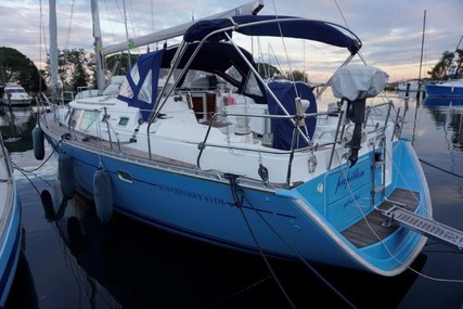Jeanneau Sun Odyssey 43 DS for sale in Italy for €99,500 (£89,499)