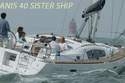 Beneteau OCEANIS 40 CLIPPER for sale in Spain for €99,000 (£88,599)