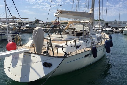 Moody 54 for sale in Spain for €295,000 (£262,087)