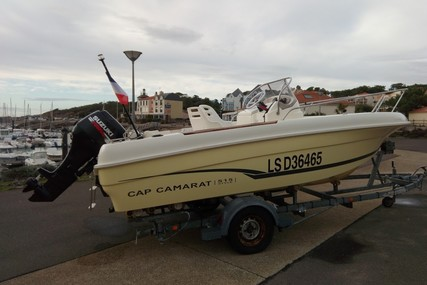 Jeanneau Cap Camarat 515 for sale in France for €9,500 (£8,545)