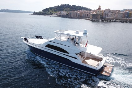 Bertram 630 Convertible for sale in France for €595,000 (£533,718)