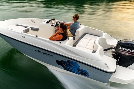 Bayliner Element E5 for sale in Germany for €24,900 (£22,528)
