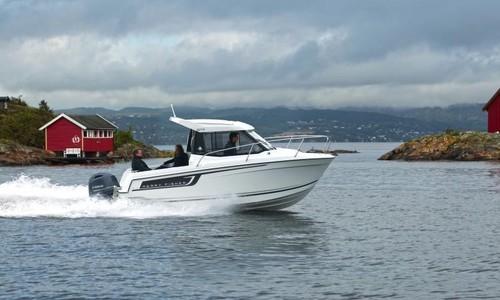 Image of Jeanneau Merry Fisher 605 for sale in Germany for €41,900 (£37,117) Boote Pfister Schwebheim / Schweinfurt, Schwebheim, Germany