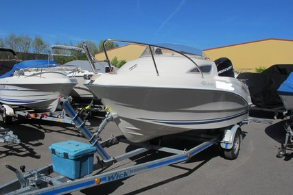 Quicksilver 430 Cruiser for sale in Germany for €16,900 (£15,433)