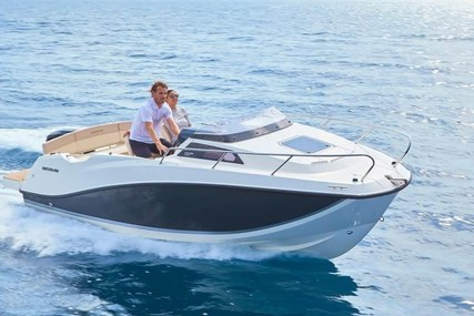 Quicksilver 555 CABIN for sale in Germany for €34,500 (£31,214)