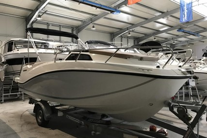 Quicksilver 555 CABIN for sale in Germany for €33,900 (£30,671)