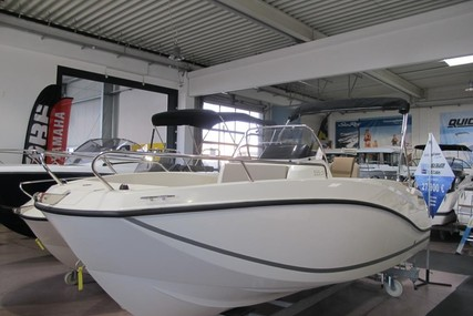 Quicksilver 555 Open for sale in Germany for €25,790 (£22,846)