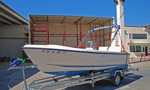 Image of Quicksilver 500 Fish for sale in  for €7,500 (£6,786) Hospitalet del Infante,