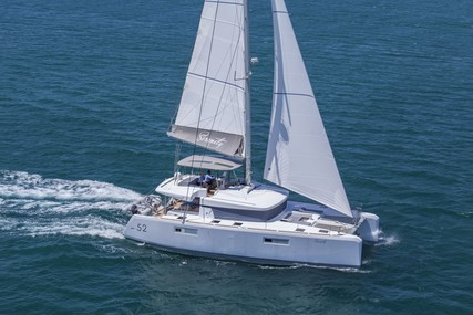 Lagoon 52 F for sale in Greece for €905,000 (£814,032)