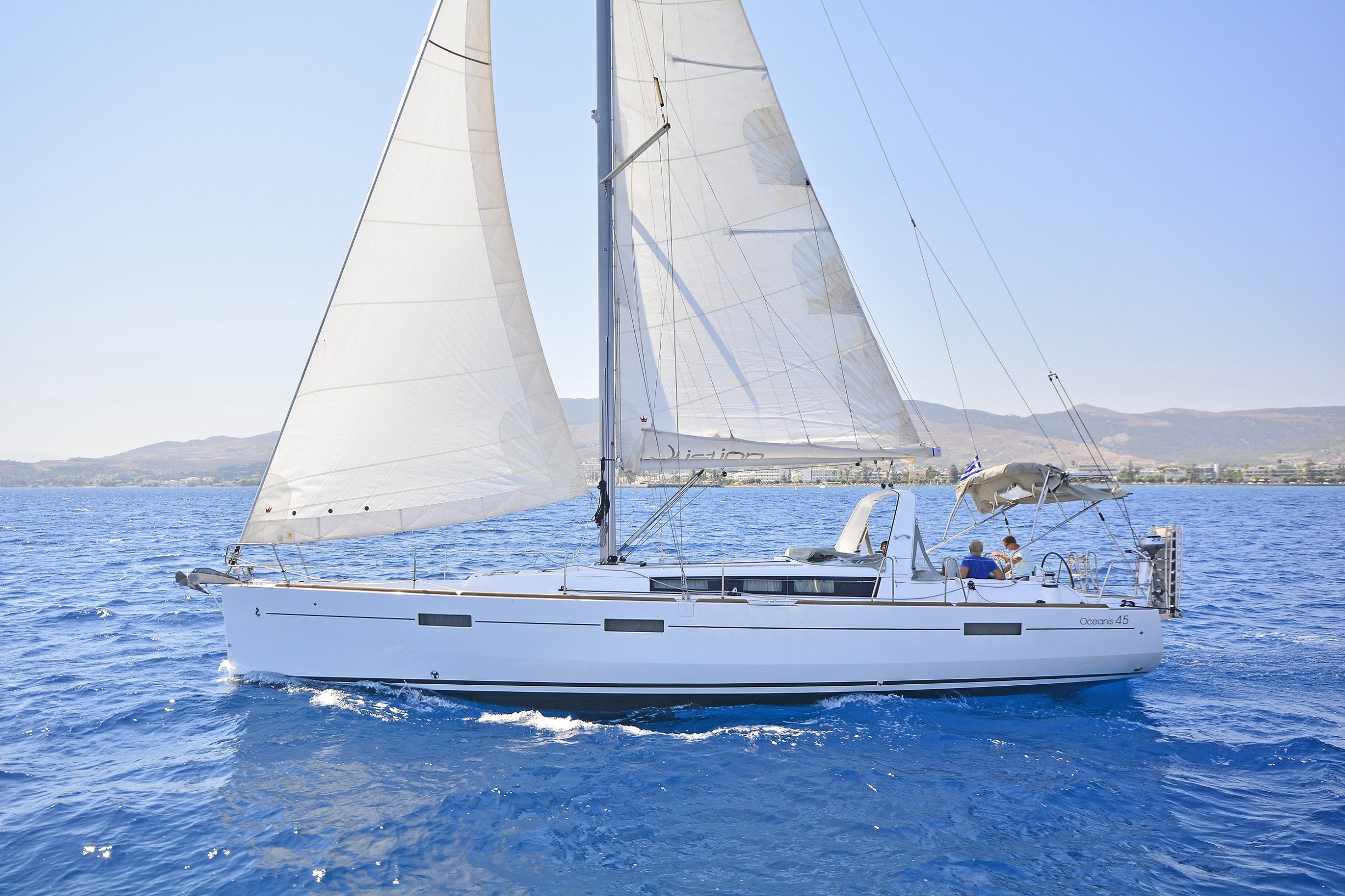 Beneteau Oceanis 45 For Sale In For 180 000