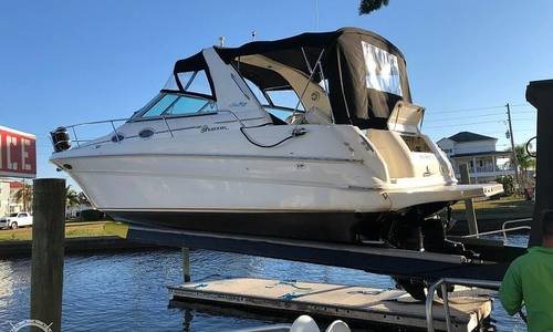 Image of Sea Ray 290 Sundancer for sale in United States of America for $35,400 (£27,091) Hudson, Florida, United States of America