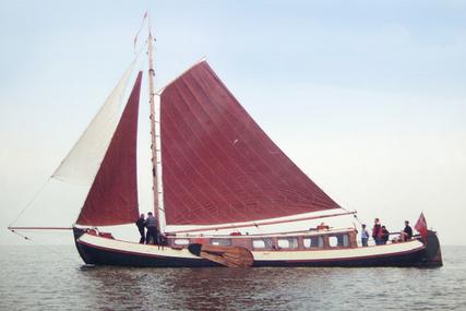 TJALK 17m Dutch Motor Sailing Barge for sale in United Kingdom for £103,000