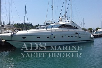 Princess V65 for sale in Italy for €349,000 (£312,951)