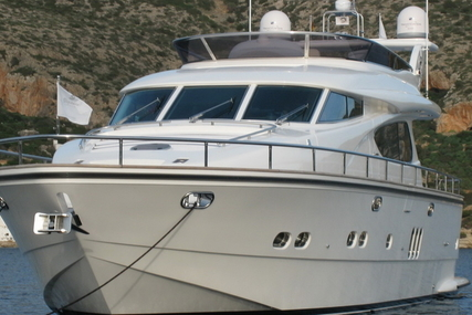 Elegance Yachts 64 Garage Zero-Stabis for sale in Spain for €935,000 (£838,700)