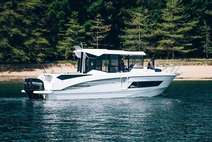 Beneteau Barracuda 9 for sale in Italy for €115,500 (£105,472)