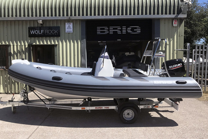 Brig Navigator 485 - NEW 2021 - ORCA Hypalon for sale in United Kingdom for £25,495