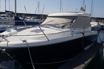 Jeanneau Merry Fisher 855 for sale in Portugal for €80,000 (£71,880)
