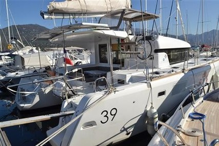 Lagoon 39 for sale in France for €280,000 (£251,855)