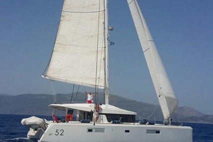 Lagoon 52 for sale in Turkey for €625,000 (£562,177)
