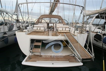 Hanse 540E for sale in Italy for €230,000 (£203,745)