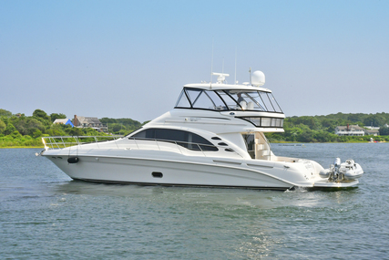 Sea Ray 580 Sedan Bridge for sale in United States of America for $649,000 (£528,566)
