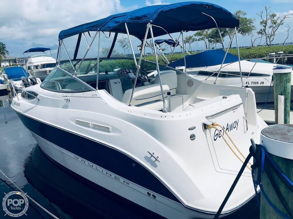 bayliner 275 cruiser for sale in united states of america for 27 500 21 178
