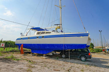 Wauquiez Kronos 45 - Catamaran for sale in Greece for £139,950