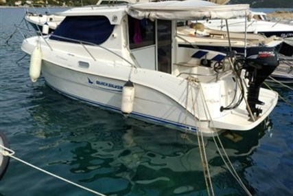 Quicksilver Weekend 700 for sale in Croatia for €39,000 (£35,544)