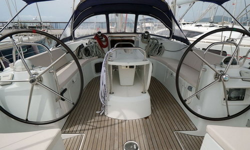 Image of Jeanneau Sun Odyssey 44i for sale in Germany for €159,000 (£142,861) Mittelmeer allgemein, Mittelmeer allgemein, Germany