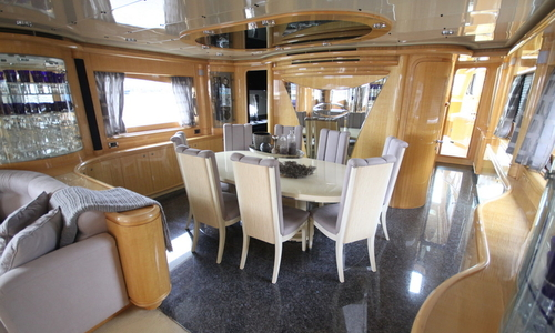Image of Elegance Yachts 90 Dynasty for sale in Germany for €999,000 (£897,598) Germany