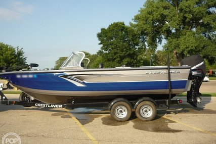 Crestliner Authority 2250 for sale in United States of America for $77,700 (£62,304)