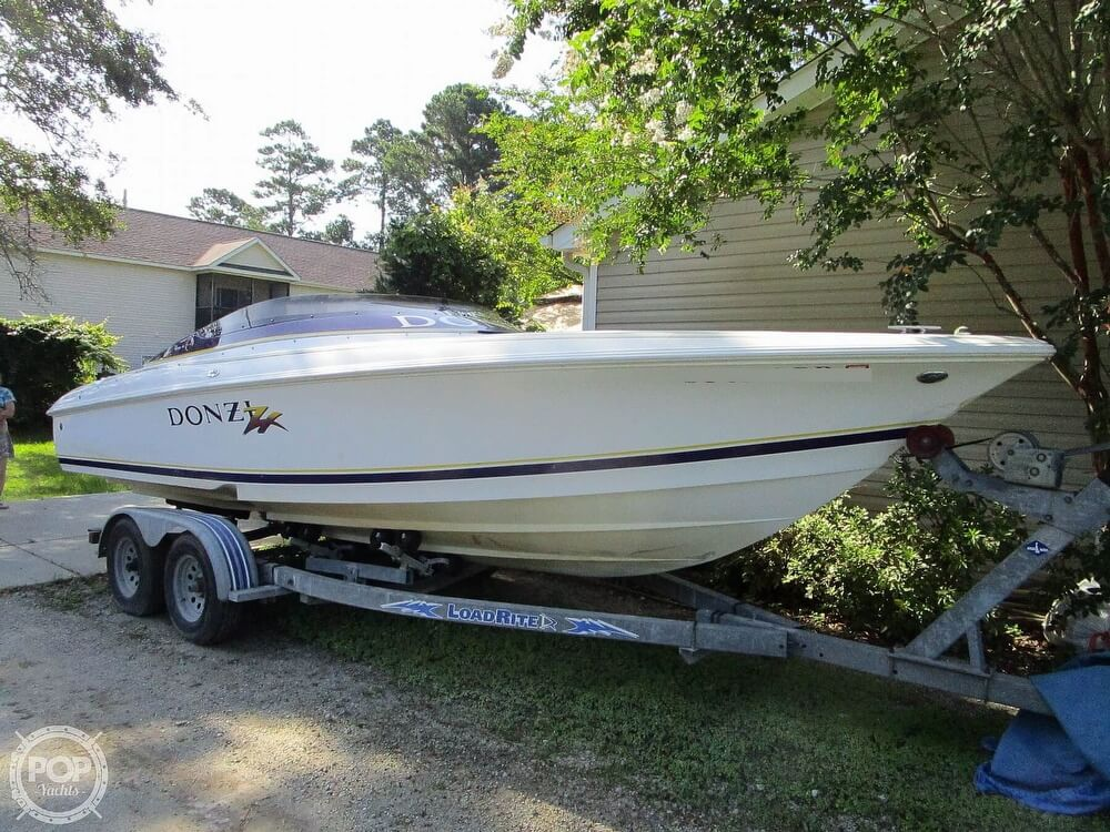 Donzi For Sale >> Donzi 22zx For Sale In United States Of America For 26 250