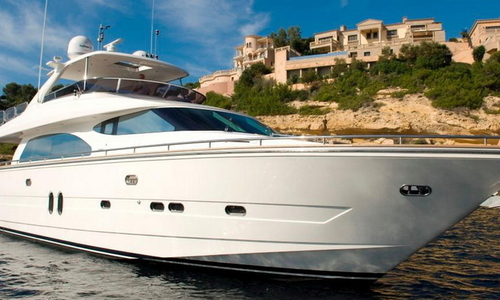 Image of Elegance Yachts 78 New Line Stabi's for sale in Spain for €1,495,000 (£1,344,727) Mittelmeer Mallorca, Mittelmeer Mallorca, Spain