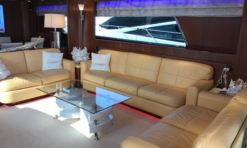 Image of Sanlorenzo 82 for sale in Croatia for €899,000 (£808,635) Adria , Croatia