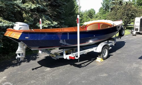 Image of Drascombe Gig 25 for sale in United States of America for $19,500 (£15,141) Williamsburg, Michigan, United States of America