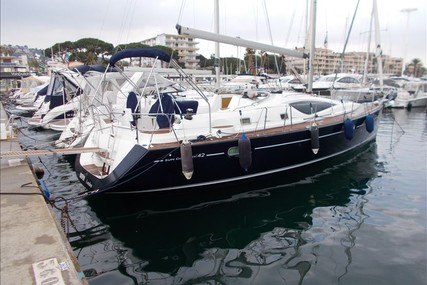 Jeanneau Sun Odyssey 42 DS for sale in France for €105,000 (£90,254)