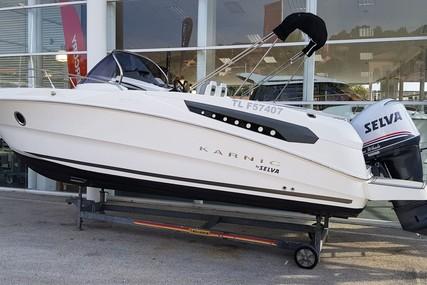 Karnic 702 SL for sale in France for €58,000 (£51,418)