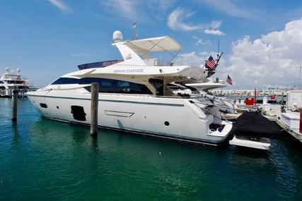 Ferretti 720 Fly for sale in Bahamas for $1,995,000 (£1,602,822)
