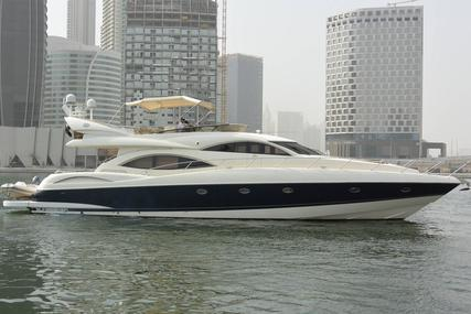 Sunseeker Manhattan 74 for sale in United Arab Emirates for $495,000 (£386,994)
