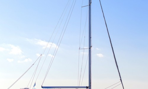 Image of Beneteau Cyclades 50.5 for sale in  for €132,500 (£113,568) Athens,